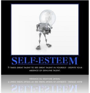 Self-Esteem Poster