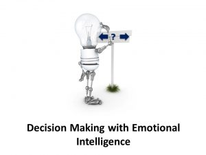 Decision Making Online Course